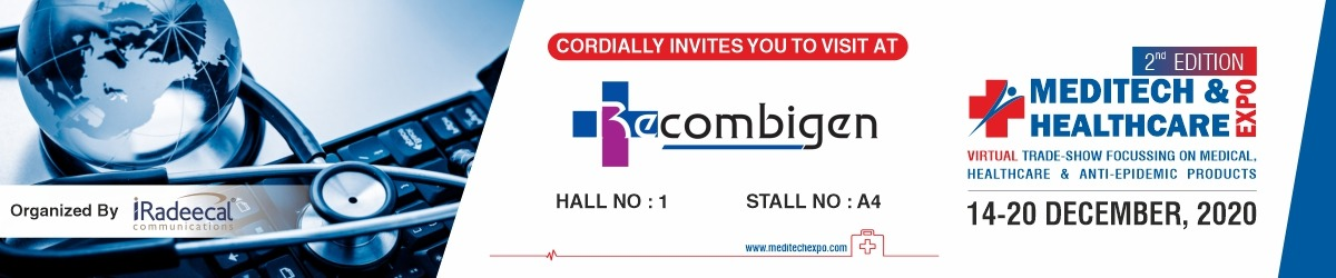 Medical Lab Equipment Expo Online From 14 To 20 Dec 2020